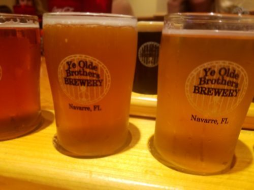 Ye Old Brothers Brewing, Navarre Beach Florida
