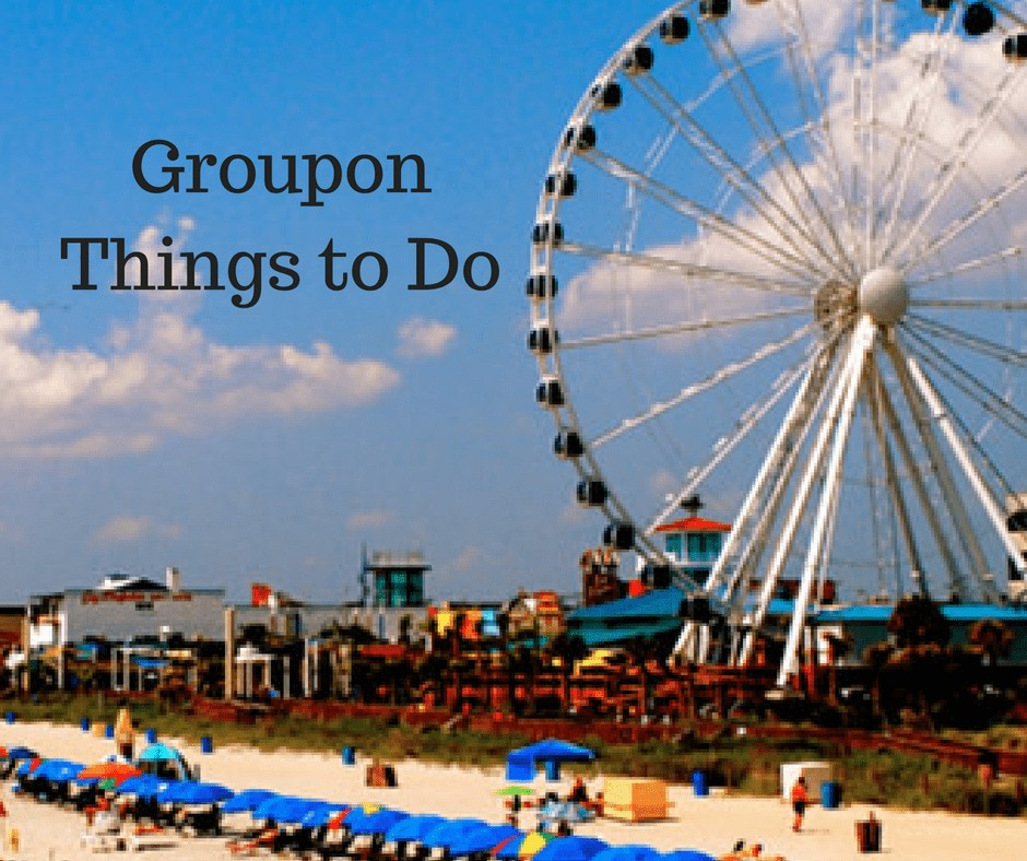 Groupon Things to Do