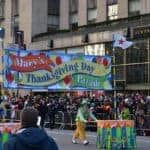 Thanksgiving day parade tips
