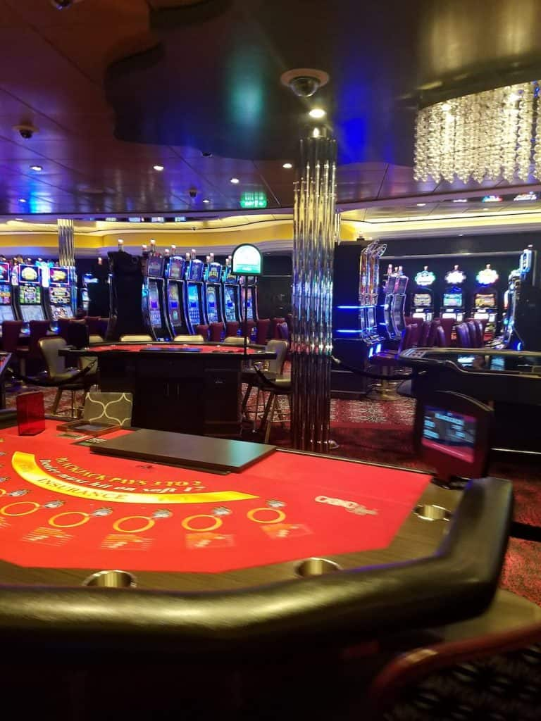 Casino Royale on the Harmony of the Seas