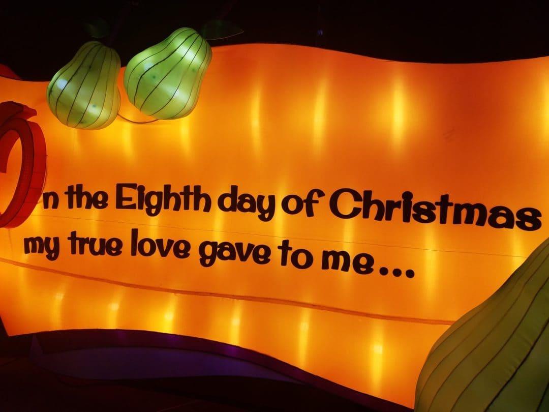 12 Days of Christmas Galt House
