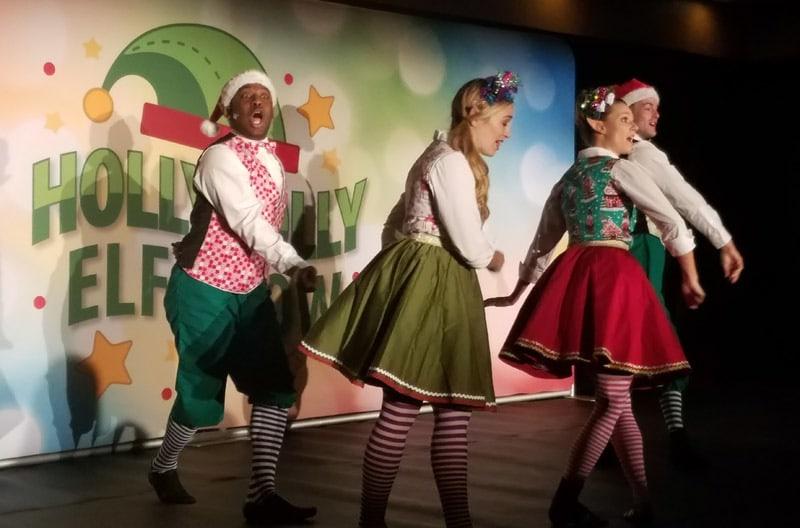 Elf Show The Galt House