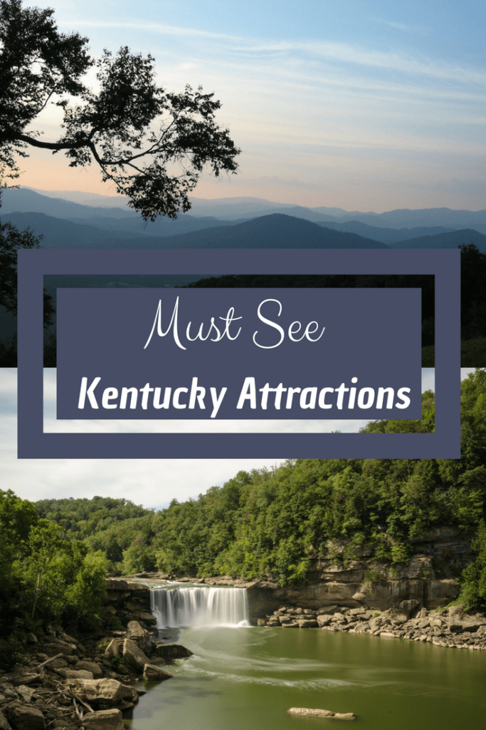 Must See Kentucky Attractions. There is so much fun to be had in Kentucky, take a look at this list of must see attractions in Kentucky.
