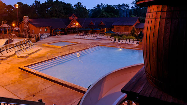 Pool at Fort Wilderness