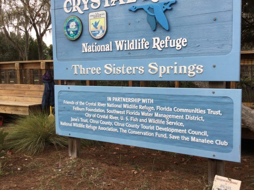 3 sisters springs