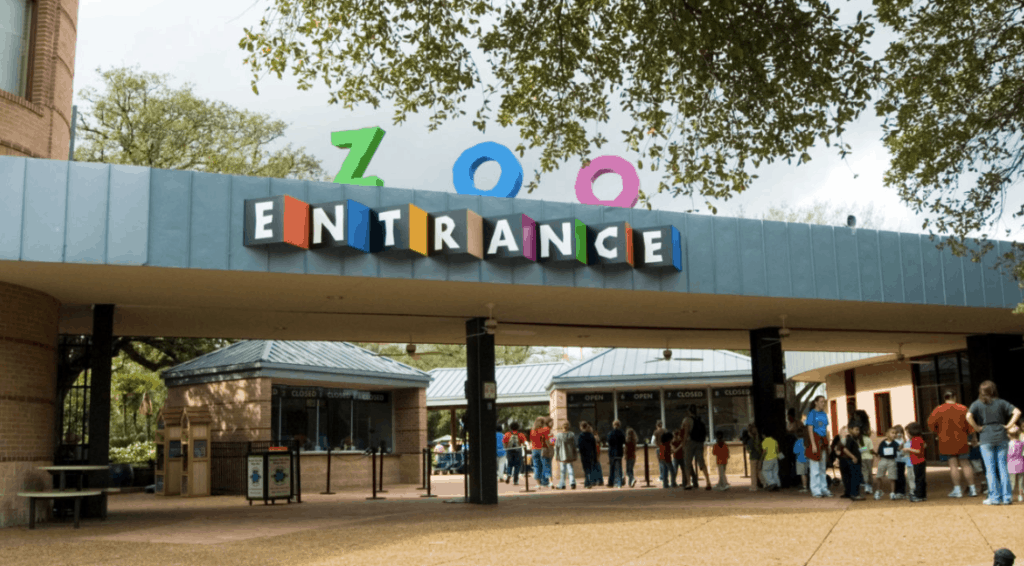 Things to do in Houston - The Houston Zoo