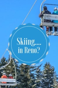 Guide to Skiing in Reno