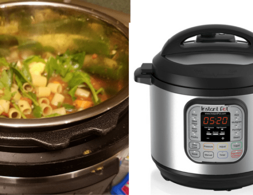 ways the instant pot has made my life easier.