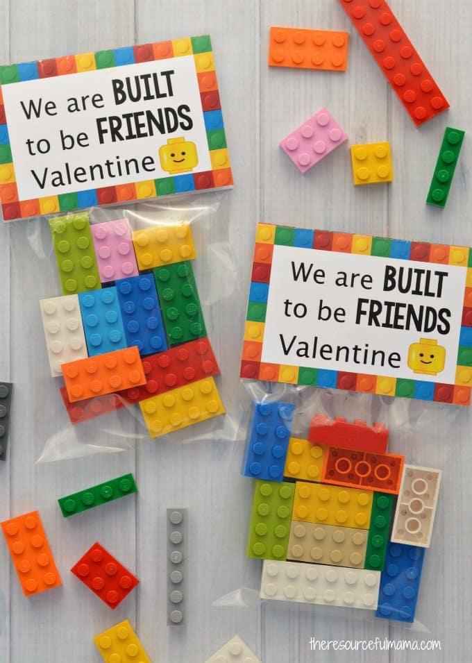 fun homemade valentine's card