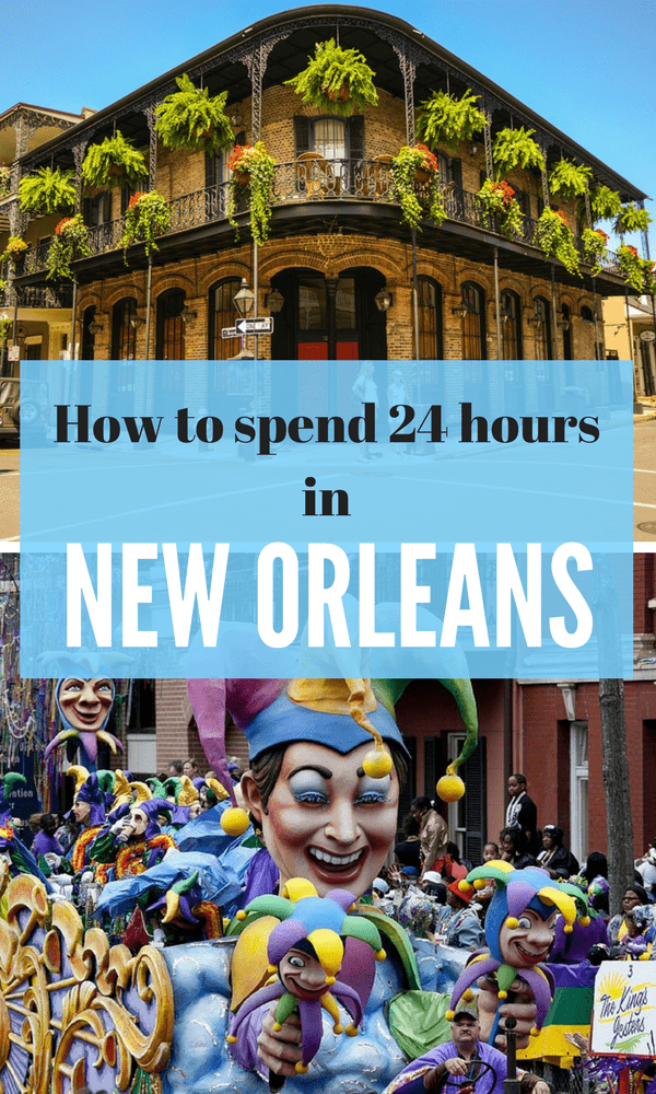 If you only have 24 hours to spend in New Orleans make sure you have a game plan. From what to do, where to eat and where to stay we have you covered.