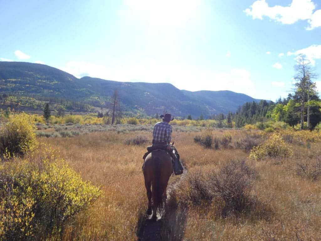 Horse Riding at Rawah Ranch