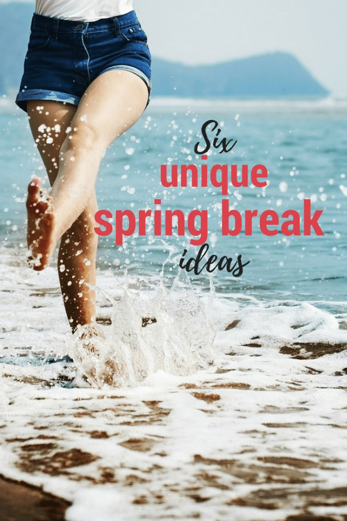 Wanting to do something different with your family for Spring Break? We've got some ideas that extend beyond the typical theme park vacation. #familyvacation #springbreak