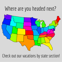 vacations by state