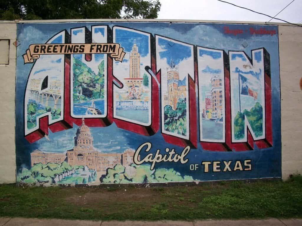 Spring Break destinations, Austin Texas