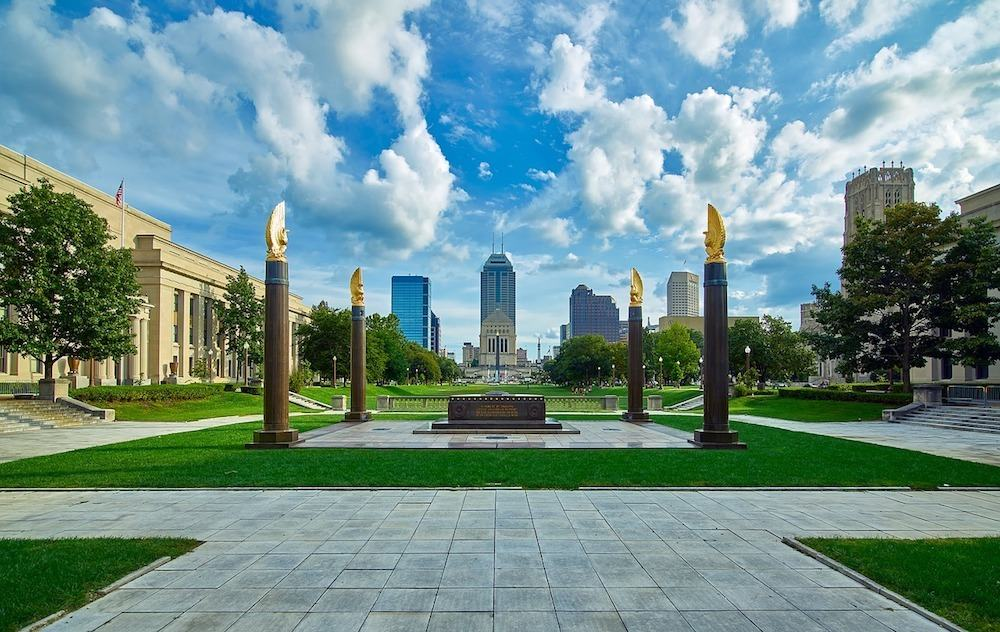 free things to do with kids in Indianapolis