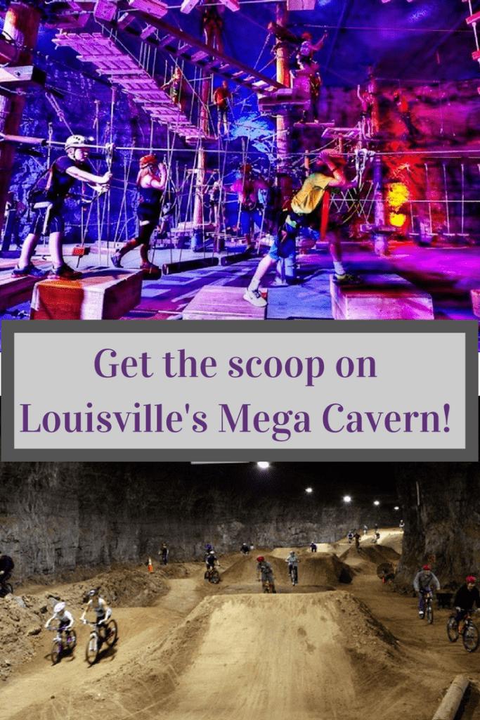 Get the scoop on Louisville's Mega Cavern!