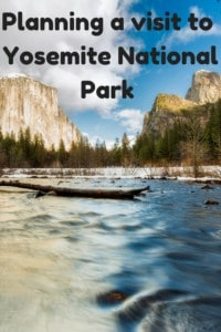 Planning a visit to Yosemite National Park