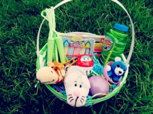 6 Easter Basket Ideas that aren't candy