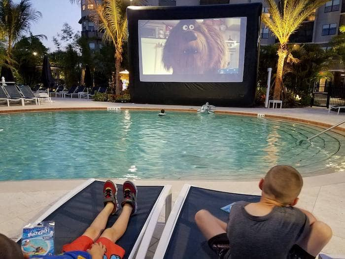 Dive in Movies at The Grove