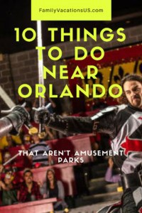 10 Things to do near Orlando that aren't amusement parks
