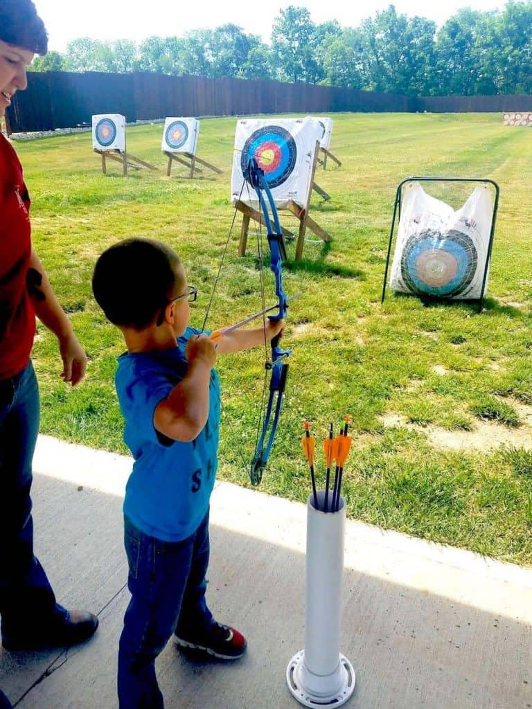 Archery in Hamilton County Indiana