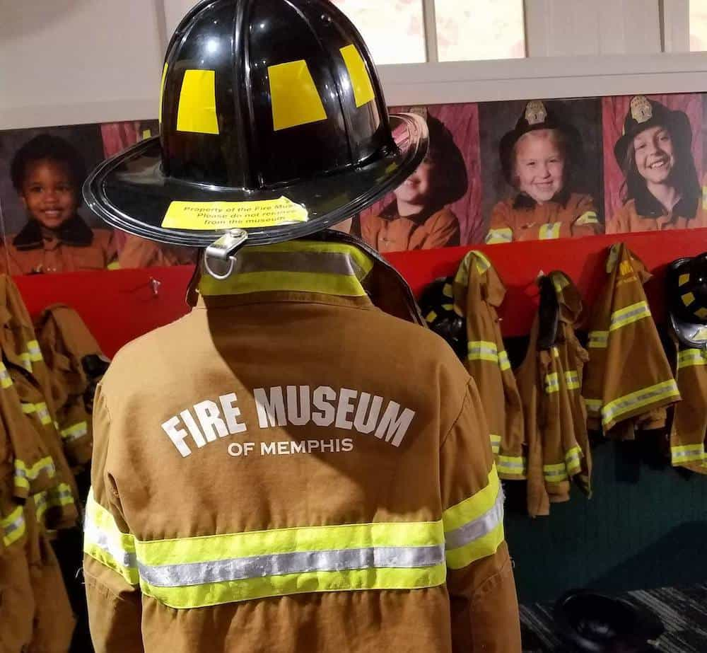 Fire Museum of Memphis.