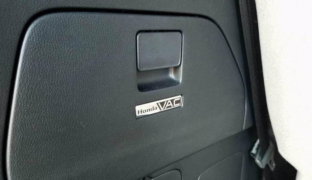 2018 Honda Odyssey HondaVac