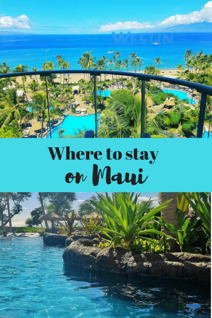 Trying to decide the right hotel for your family on Maui? We have some family friendly hotel suggestions!