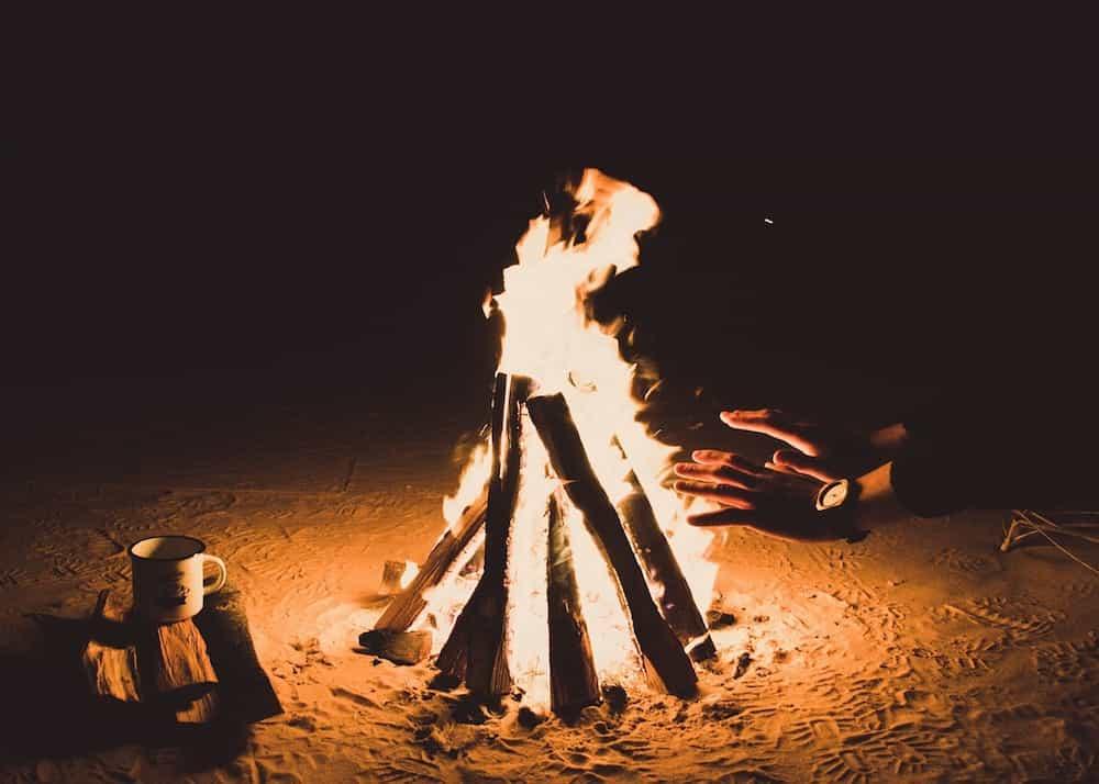 Campfire Family Fun