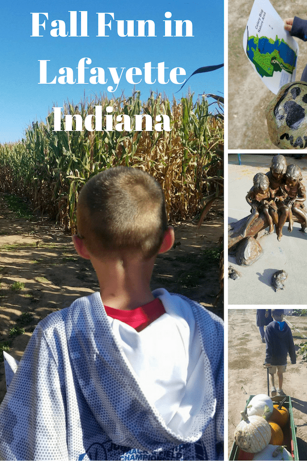 Fall Fun in Lafayette Indiana