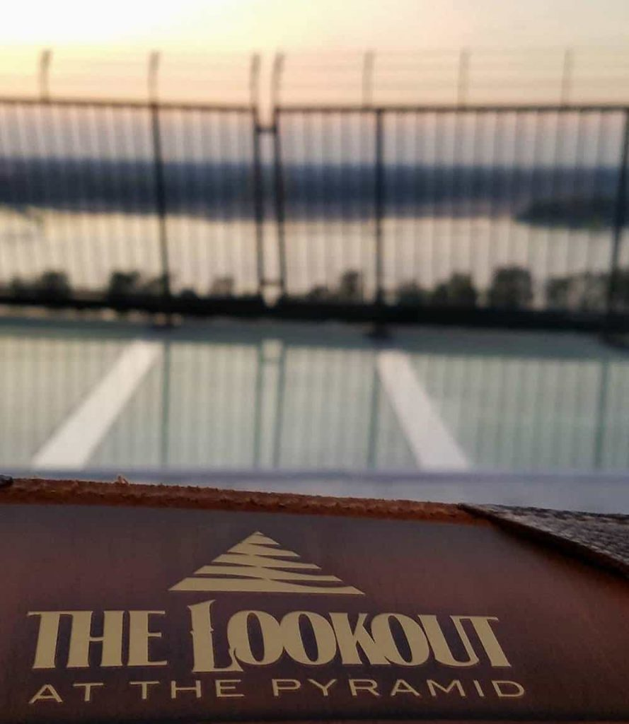 The Lookout at the Pyramid