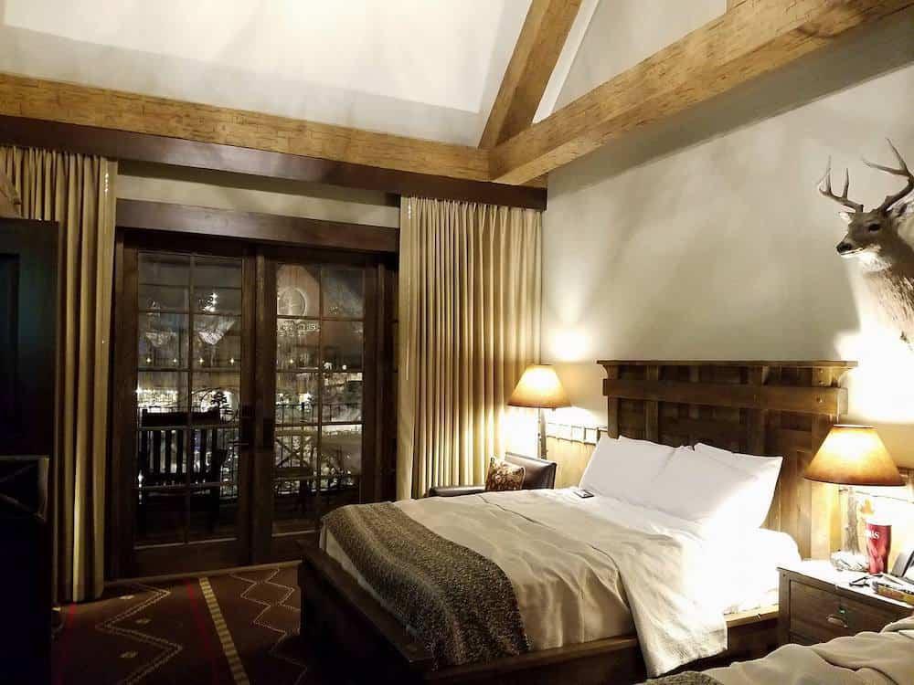 Standard Room at Big Cypress Lodge
