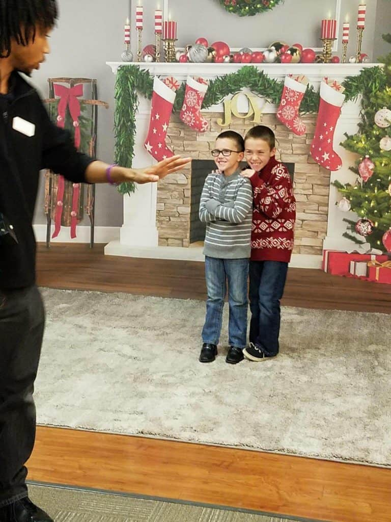 Holiday Photos at Portrait Innovations