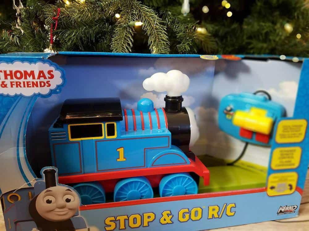 Stop & Go R/C Thomas