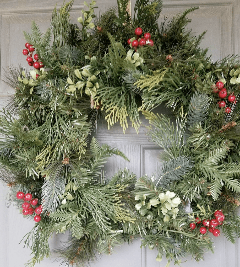 Christmas Wreath from At Home