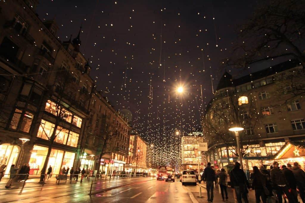 Christmas Lights - Christmas Bucket List
