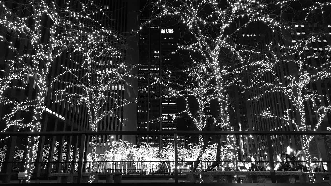 A New York City Christmas Bucket List