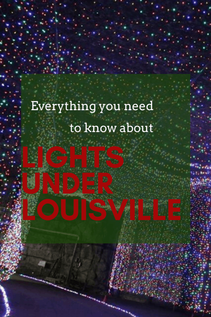 Lights Under Louisville is a classic Christmas event in Louisville KY. The only underground light display around, it is the perfect way to get in the holiday spirit. Take a look at what's coming to Lights Under Louisville at the Mega Cavern this year!
