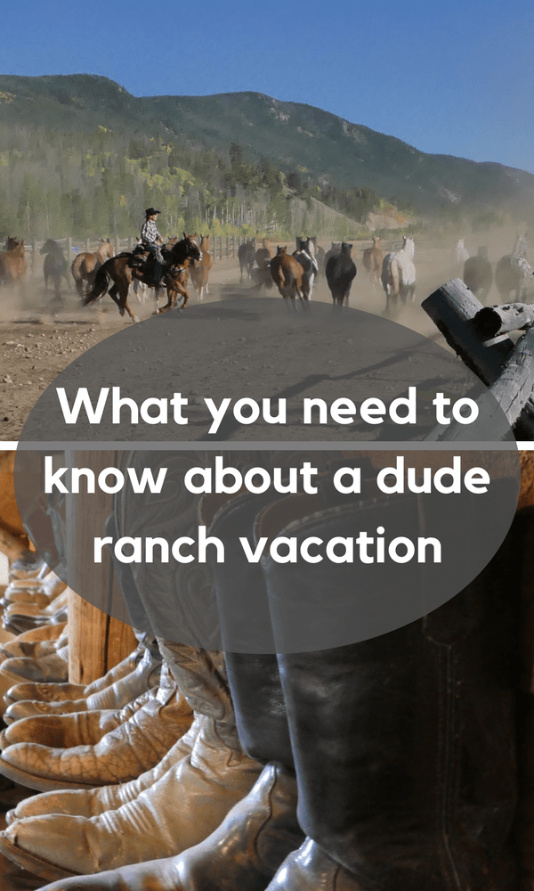 What you need to know about a dude ranch vacation