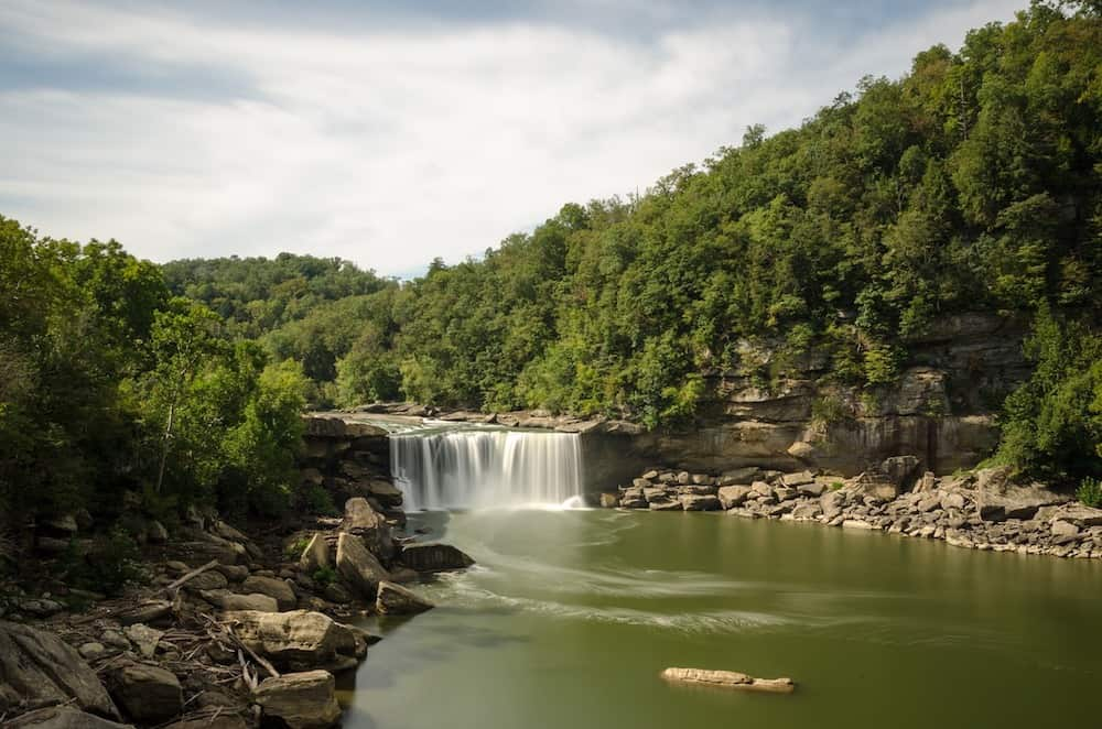 Cumberland Falls - Free Things to do in Kentucky