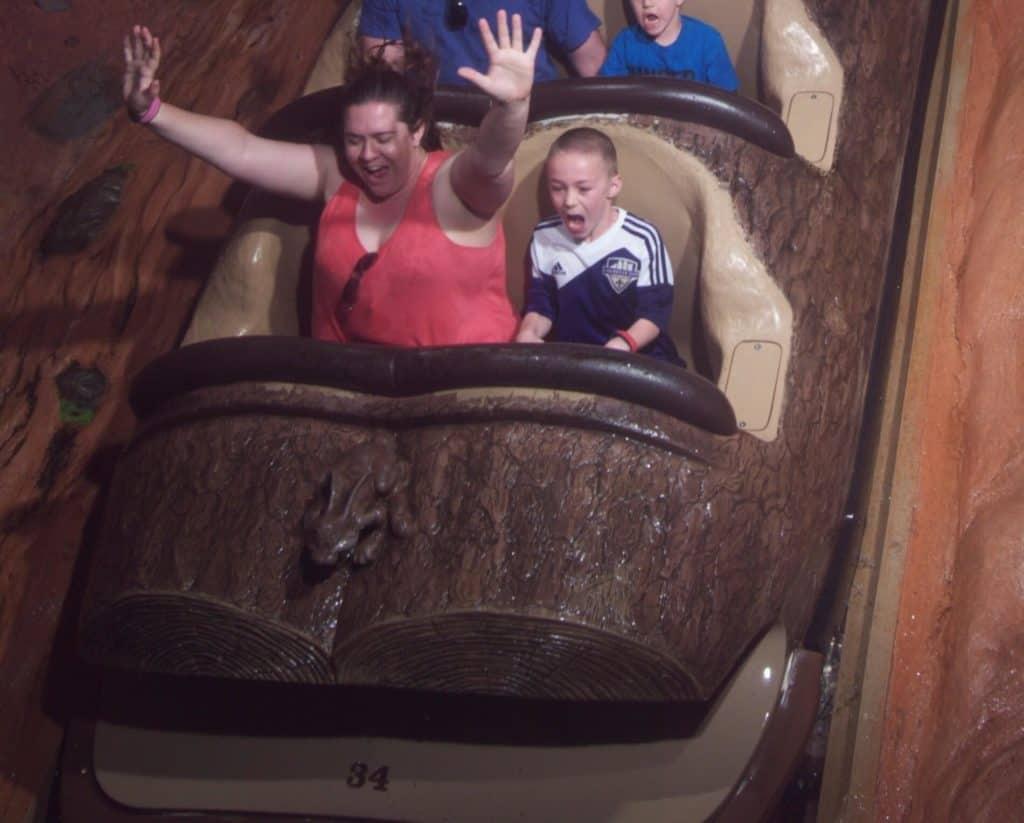 Disney World Height Requirements - Splash Mountain