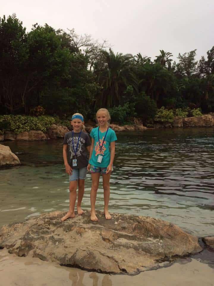 Discovery Cove Orlando, Florida