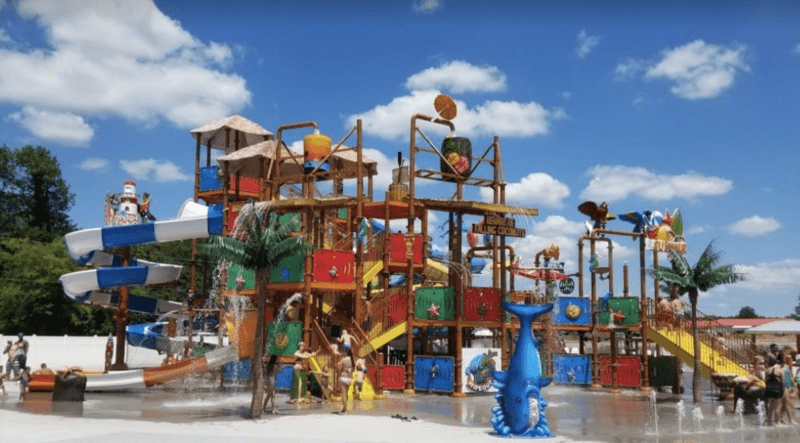 Water Parks in Kentucky - Venture River Waterpark