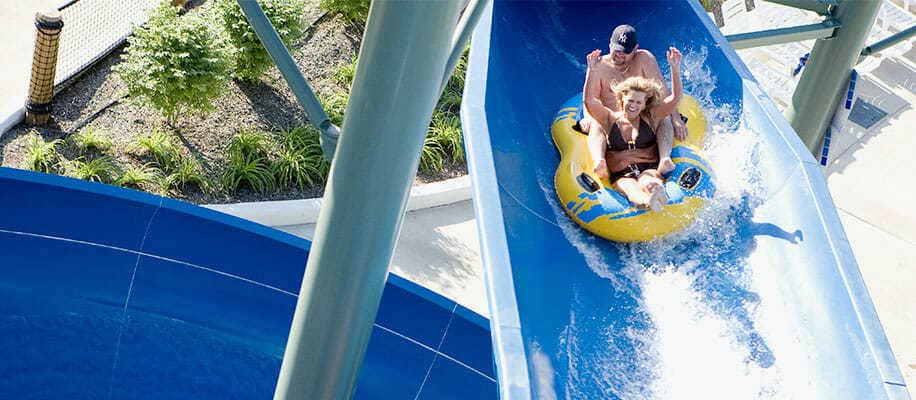 Water Parks in Kentucky - Tiebreaker