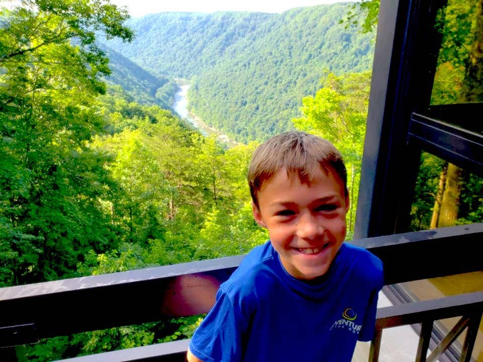 Fun at Adventures on the Gorge