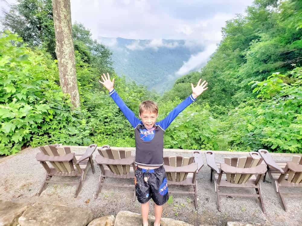 Family Fun at adventures on the gorge