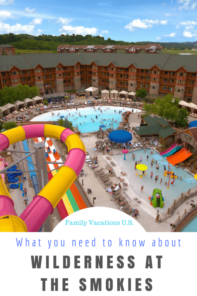 Dreaming of getting away to a waterpark the whole family will love? Wilderness at the Smokies is a fantastic spot with indoor and outdoor waterpark fun. Get the scoop on all you need to know about this Tennessee Waterpark resort! #WildernessAtTheSmokies