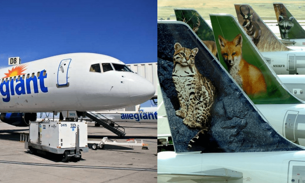 Frontier Airlines Vs. Allegiant Airlines - What you need to know about these budget airlines