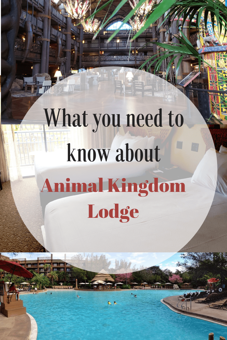 Wondering what you need to know before a stay at Disney's Animal Kingdom Lodge? We have the scoop on the pros and cons of this Deluxe Resort. #disney #waltdisneyworld #animalkingdomlodge #disneyresort
