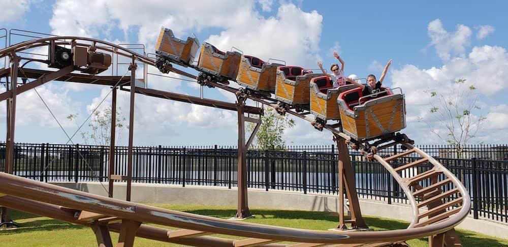 Rides at the Park at OWA
